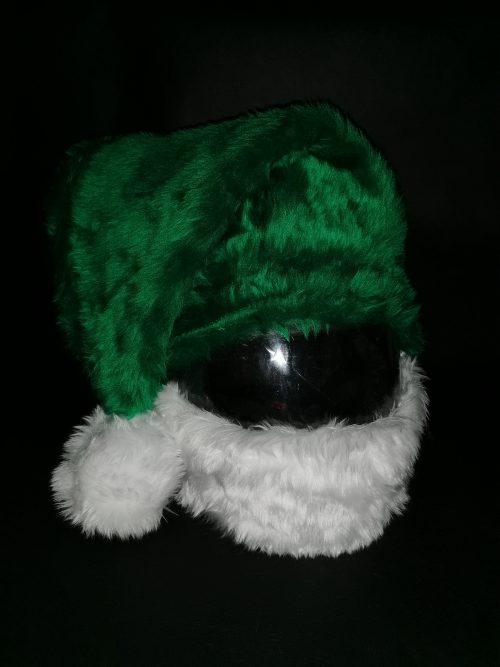Zielona Czapka Świętego Mikołaja