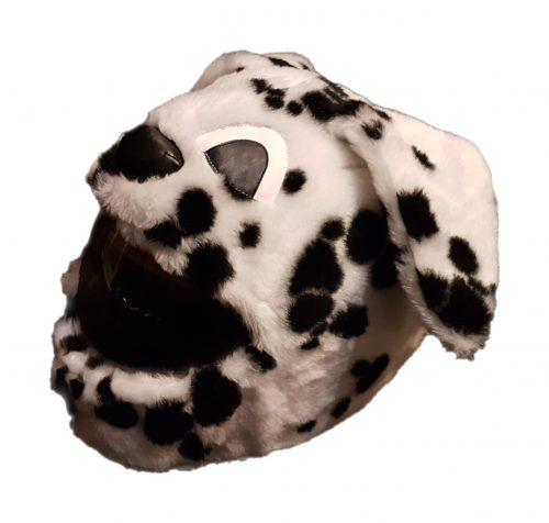Dalmatyńczyk nakładka na kask