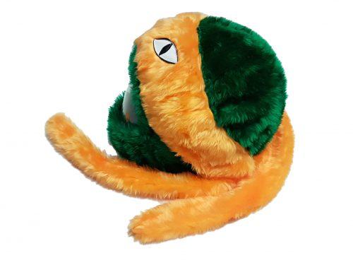 Żółw zielono-pomarańczowy