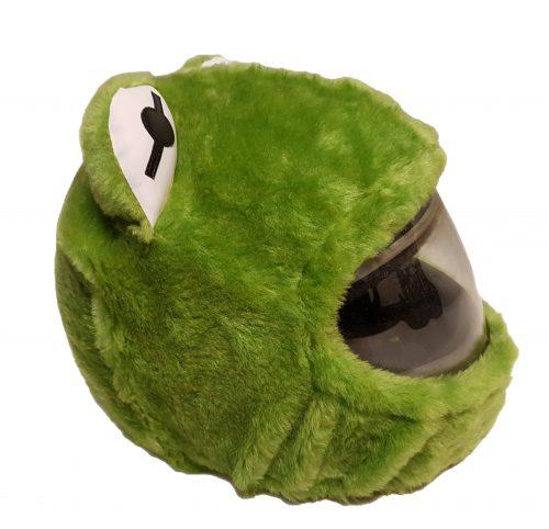 Żaba jasna nakładka na kask