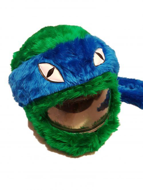 Żółw zielono-niebieski