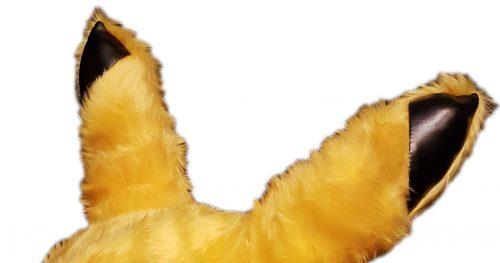 Nakładka na kask Yellow Monster