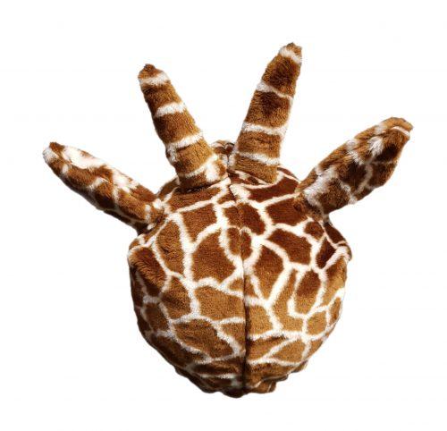 Nakładka na kask motocyklowy żyrafa