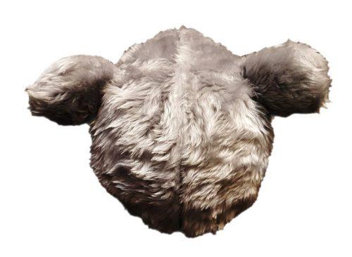 Nakładka na kask fuzzy