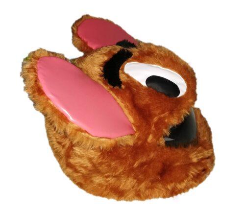 Mysz Brązowa – czapkokask