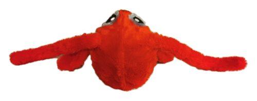 Red Creature Nakładka na kask motocyklowy